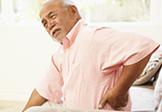 腰痛・骨盤の歪みケア